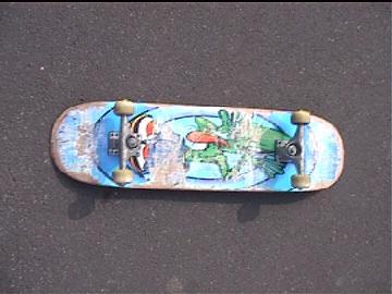 Sk8er Fag's Board